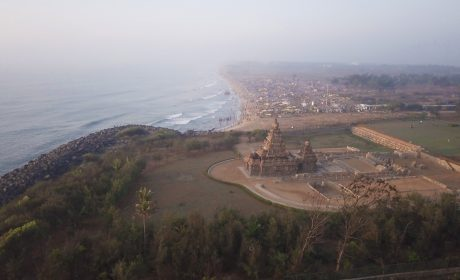 Tamil Nadu from the Air